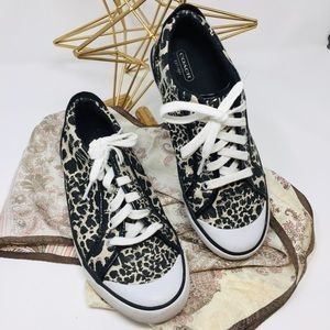 Coach Lace Up Sneaker